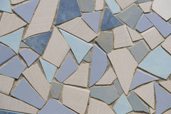 Background of mosaic color Royalty Free Stock Photos