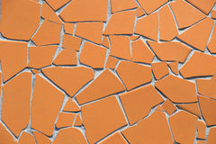 Background of mosaic color Stock Photography