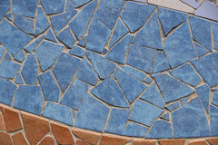 Background of mosaic color Royalty Free Stock Image