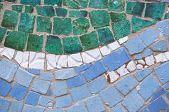 Background from mosaic Royalty Free Stock Photography
