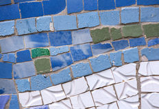 Background from mosaic Stock Photography