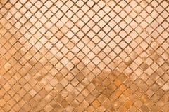 Background. Mosaic detail of Grand Palace, Bangkok, Thailand Stock Images