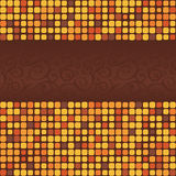 Background mosaic Stock Images