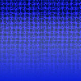 Background-mosaic. Vector illustration, abstract blue background mosaic luxury Royalty Free Stock Photos