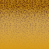 Background-mosaic. Vector illustration, abstract yellow golden background luxury Royalty Free Stock Photo