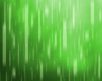 A background with motion. A green background with objects in motion stock photo