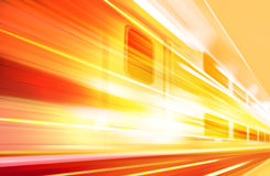 Background of motion blur Royalty Free Stock Images
