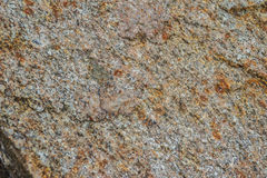 Background of mottled granite igneous rock. The texture of grani. Te background Royalty Free Stock Photo