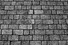 Background mottled grey paving Royalty Free Stock Image