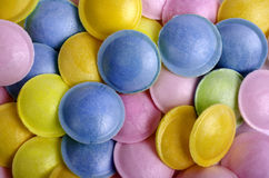 Background. Multi-colored candy. Royalty Free Stock Photos