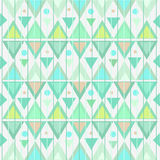 Background from multi-colored geometric shapes Royalty Free Stock Photography
