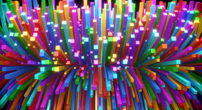 background: multicolor Royalty Free Stock Photo
