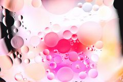 Background, multicolored balls, texture, heterogeneous color. Background multicolored balls blur texture heterogeneous colo stock images