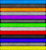 Background of multicolored lines Royalty Free Stock Image