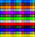 Background of multicolored squares Stock Image