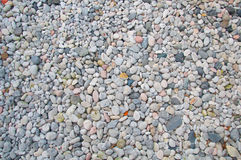 Background Multicolored stones Stock Photos