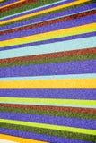 Multicolored stripes Stock Photo