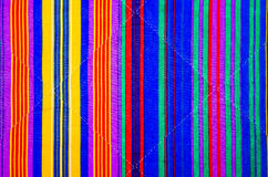 Background with multicolored vertical stripes Stock Photography