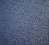 Royal blue leather texture for background. Background from a natural leather color royal blue. Suitable for backdrops, printing in high resolution and for any stock illustration