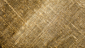 Background of natural linen fabric. Background of old rough natural linen fabric Stock Photo
