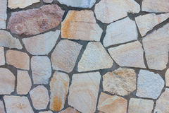 Background of natural stone texture Stock Image
