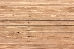 Background of natural wood. Royalty Free Stock Photo