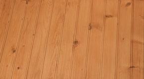 Background natural wooden pine beam folded verticall borders eco base natural pattern.  Stock Photos