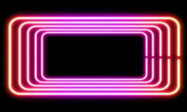 Background of neon colour light. Abstract background like neon colour light royalty free illustration