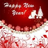 background new year Στοκ εικόνες με δικαίωμα ελεύθερης χρήσης