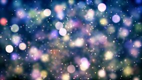 Background with nice bokeh. Abstract Background with nice abstract bokeh stock illustration