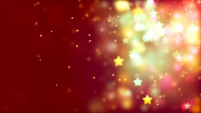 Background with nice flying stars. Abstract Background with nice flying stars Stock Photos