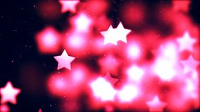 Background with nice flying stars. Abstract Background with nice flying stars Royalty Free Stock Photo