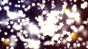Background with nice flying stars. Abstract Background with nice flying stars Royalty Free Stock Images