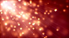 Background with nice flying stars. Abstract Background with nice flying stars Stock Images