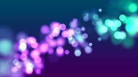Background with nice green and purple bokeh. Abstract Background with nice green and purple bokeh Vector Illustration