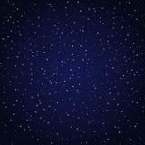 background night sky starry Στοκ Φωτογραφία
