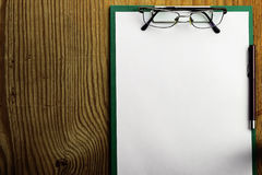 Background notepad pen notebook Royalty Free Stock Photo