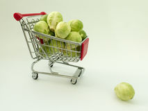 Background about nutrition and Brussels sprouts Stock Photos