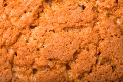 Background of oat biscuits Stock Images