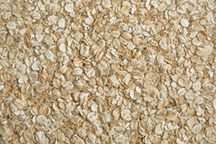 Background oat groats Stock Images