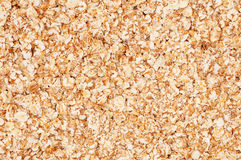Background with oatmeal Royalty Free Stock Photo