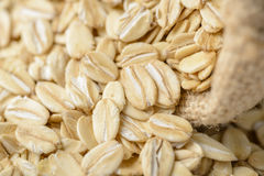 Background of oatmeal Royalty Free Stock Photography