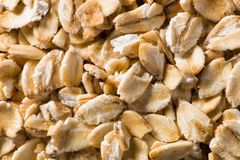 The background of oatmeal Royalty Free Stock Image