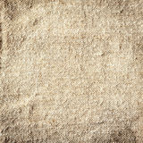 Background Of Natural Burlap Stock Images