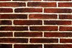 Free Background Of Old Red Bricks Royalty Free Stock Photography - 53105617
