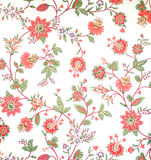 Background Of Pink Flowers Royalty Free Stock Image