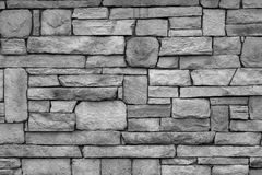 Background Of Stone Wall Texture Stock Images