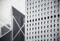 Background of office buildings royalty free stock images