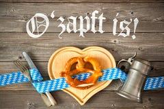 Background for Oktoberfest Royalty Free Stock Image
