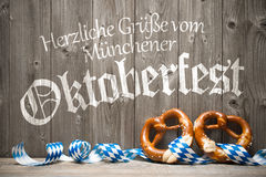 Background for Oktoberfest Royalty Free Stock Photo